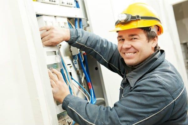 mise en service électricité urgence