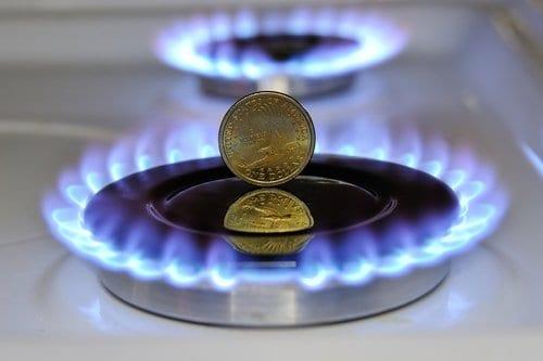frais de mise en service du gaz