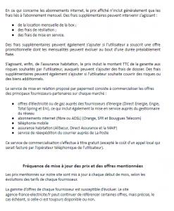 méthodologie agence-france-électricité