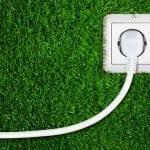 Vert électrique EDF