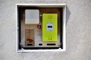 compteur électricité linky