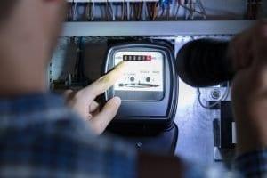 mise en service compteur de gaz