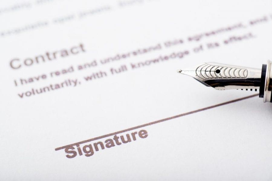 Souscrire contrat d'électricité
