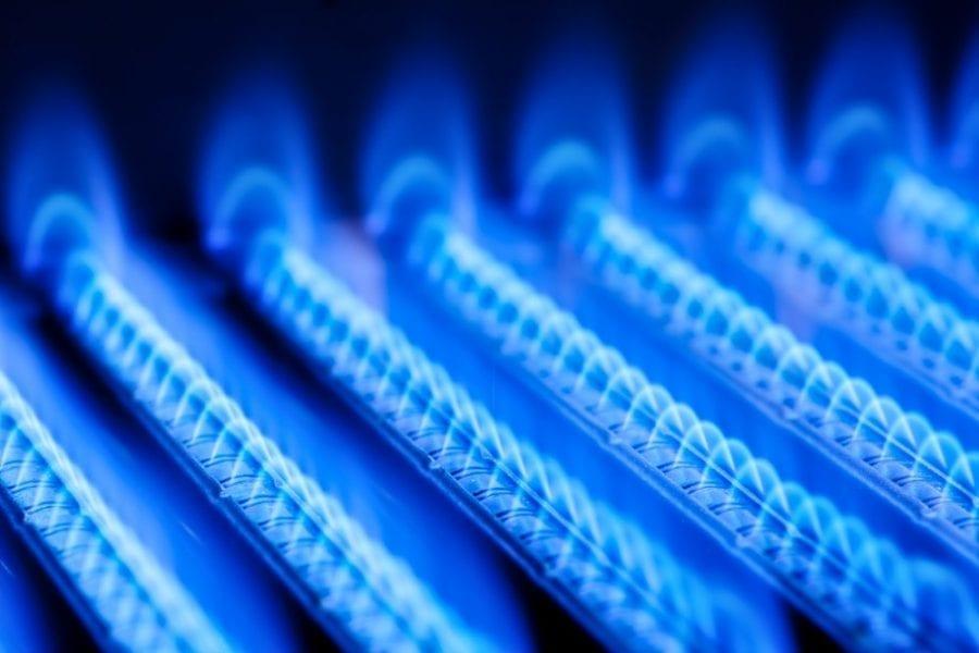 gaz logement