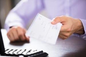 payer facture chèque énergie