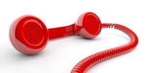 service client téléphone