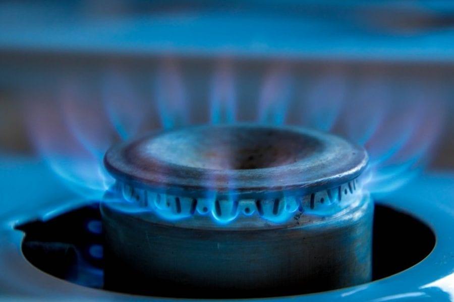 gaz maison