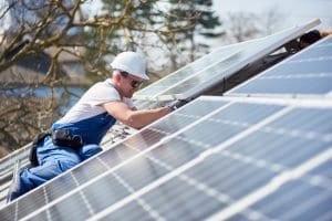 raccordement panneaux photovoltaïques