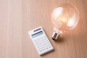 simulation consommation électrique