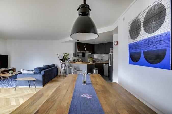 rénover appartement à Paris