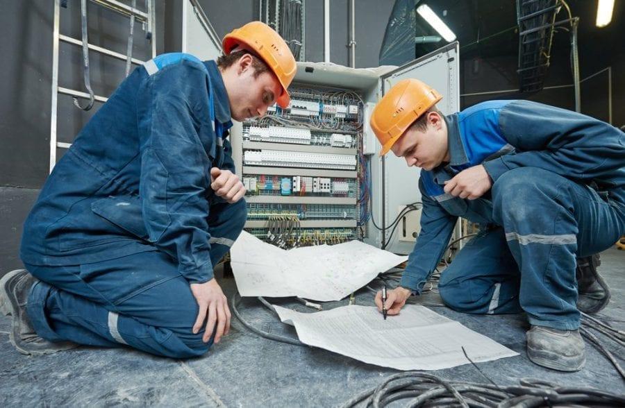Mise en service électricité ENI