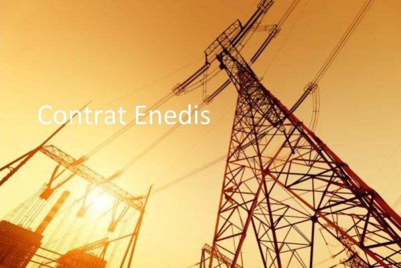 contrat enedis