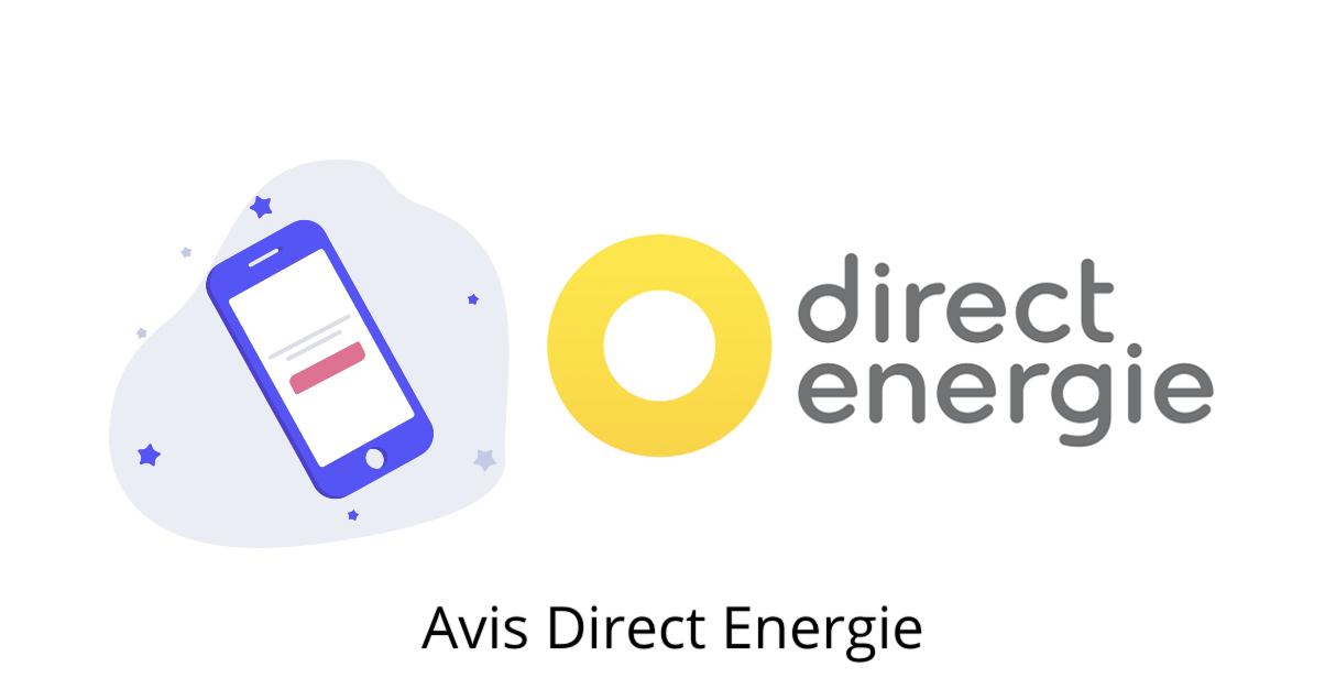 Avis Direct Energie