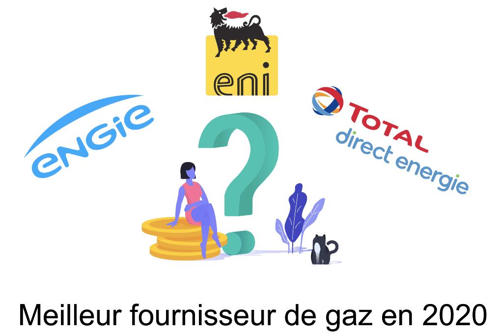 fournisseur gaz pas cher