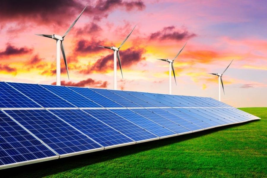 energie verte première source électricité