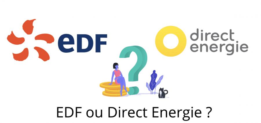 edf ou direct énergie
