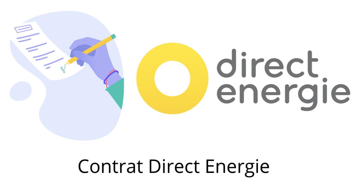 contrat direct energie